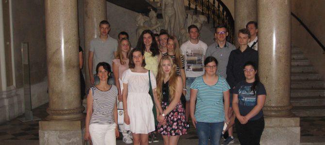 Giornata culturale a Trieste