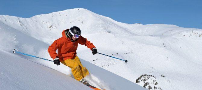 Giornata sportiva sulla neve