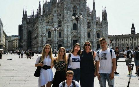 Viaggio a Milano e Torino