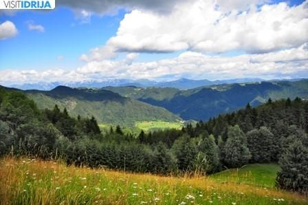 Scuola in natura a Vojsko