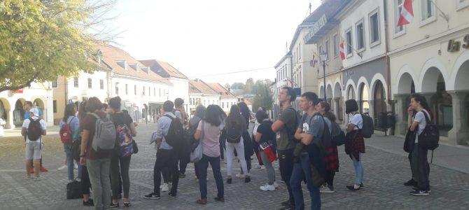 Escursione didattica a Stična, Bogenšperk e Novo mesto