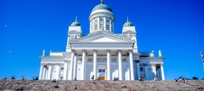 Saluti da Helsinki!